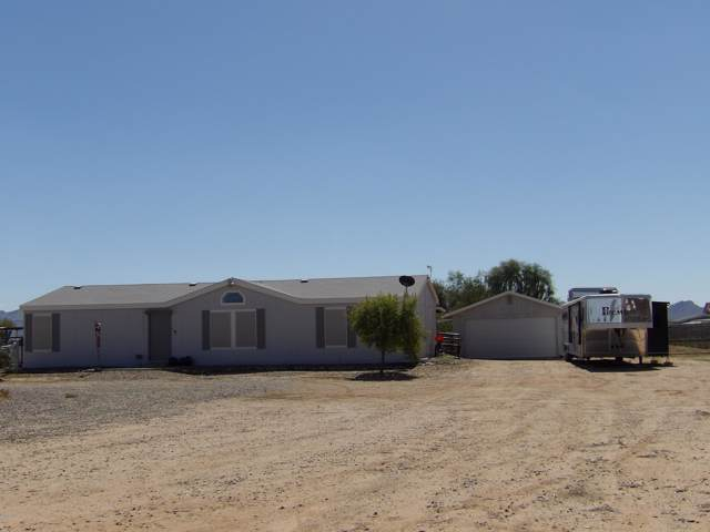 25217 W Gambit Trail, Wittmann, AZ 85361 (MLS #5993611) :: The Property Partners at eXp Realty