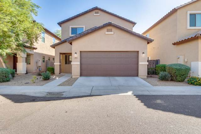 10225 W Camelback Road #44, Phoenix, AZ 85037 (MLS #5993612) :: Team Wilson Real Estate