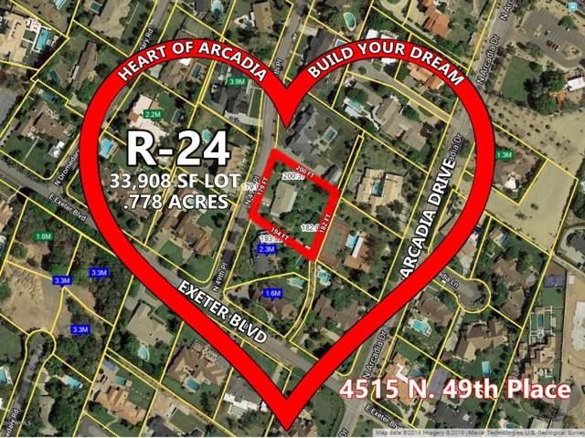 4515 N 49TH Place, Phoenix, AZ 85018 (MLS #5993614) :: Yost Realty Group at RE/MAX Casa Grande