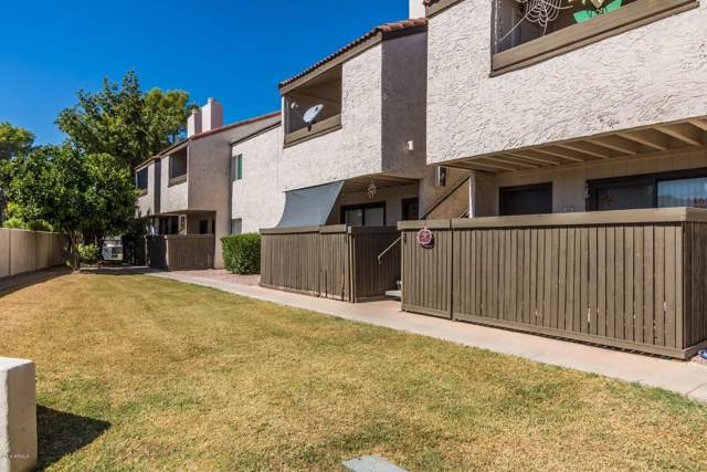 2938 N 61ST Place #241, Scottsdale, AZ 85251 (MLS #5993616) :: Yost Realty Group at RE/MAX Casa Grande