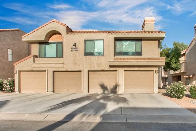 10115 E Mountain View Road #2020, Scottsdale, AZ 85258 (MLS #5993632) :: Devor Real Estate Associates
