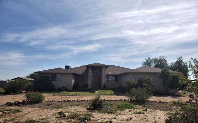 23011 W Wildcat Drive, Wittmann, AZ 85361 (MLS #5993650) :: Brett Tanner Home Selling Team
