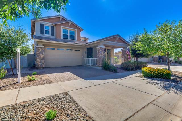 5139 S Quantum Way, Mesa, AZ 85212 (MLS #5993651) :: Revelation Real Estate