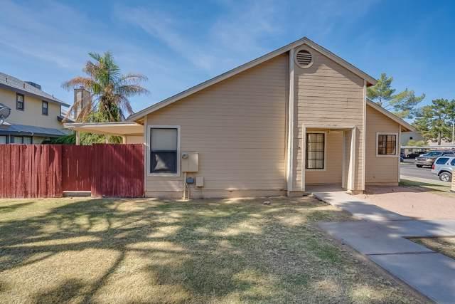 2455 E Broadway Road #34, Mesa, AZ 85204 (MLS #5993682) :: Yost Realty Group at RE/MAX Casa Grande