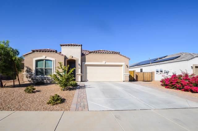 13556 W Desert Moon Way, Peoria, AZ 85383 (MLS #5993690) :: The Pete Dijkstra Team