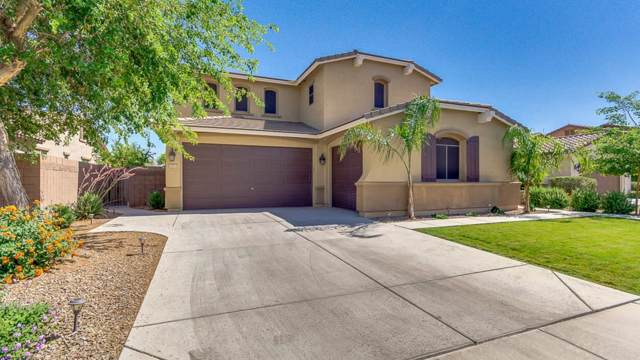 2577 E Donato Drive, Gilbert, AZ 85298 (MLS #5993706) :: Revelation Real Estate