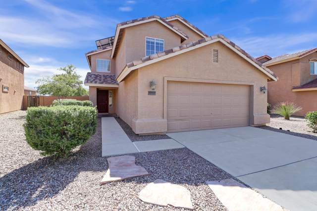 22853 W Lone Star Drive, Buckeye, AZ 85326 (MLS #5993708) :: Brett Tanner Home Selling Team