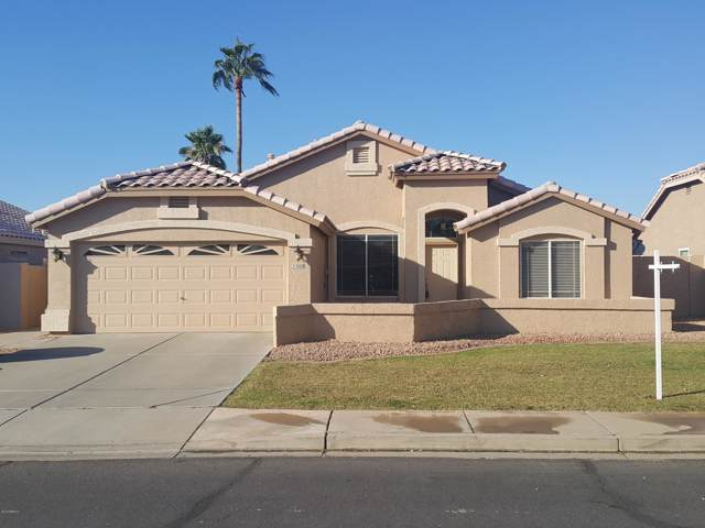 2308 E Manor Drive, Gilbert, AZ 85296 (MLS #5993779) :: Revelation Real Estate