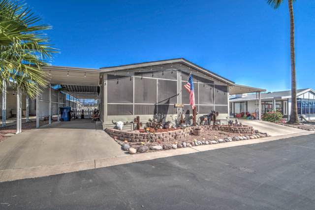 9302 E Broadway Road #104, Mesa, AZ 85208 (MLS #5993780) :: Team Wilson Real Estate