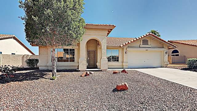 20657 N Ventana Drive W, Sun City, AZ 85373 (MLS #5993796) :: Team Wilson Real Estate