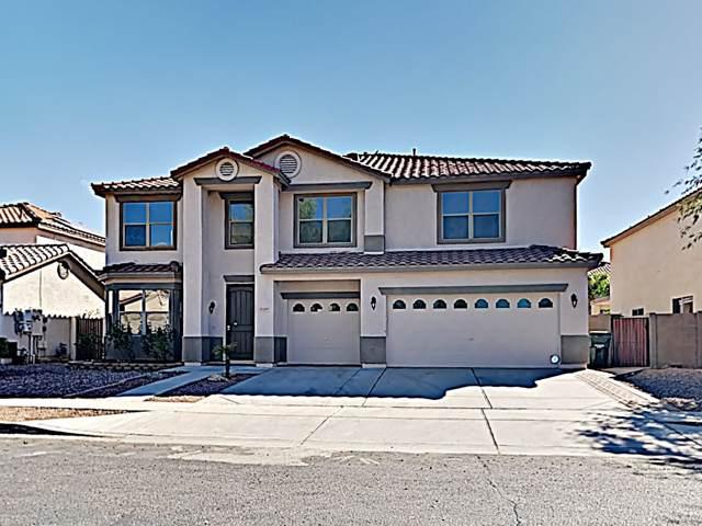 3109 W Lucia Drive, Phoenix, AZ 85083 (MLS #5993799) :: Kepple Real Estate Group