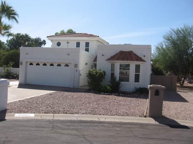 25811 S Texas Court, Sun Lakes, AZ 85248 (MLS #5993805) :: Revelation Real Estate