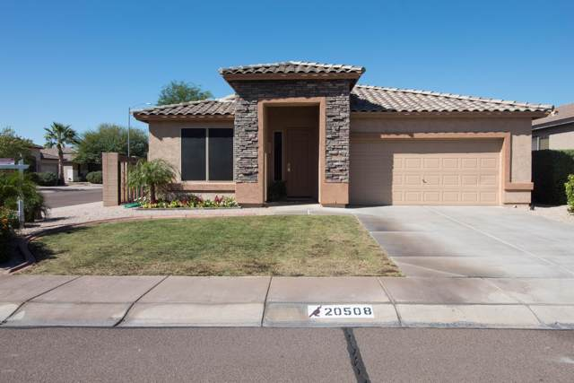 20508 N 94TH Drive, Peoria, AZ 85382 (MLS #5993815) :: Keller Williams Realty Phoenix