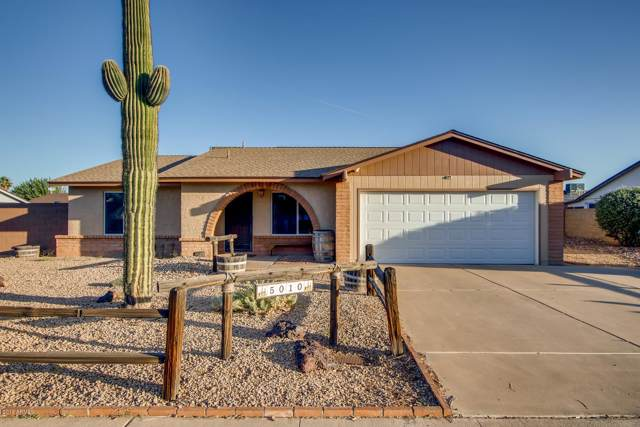 5010 W Corrine Drive, Glendale, AZ 85304 (MLS #5993829) :: Brett Tanner Home Selling Team