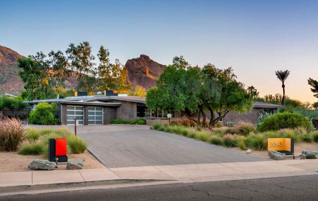 5343 E Lincoln Drive, Paradise Valley, AZ 85253 (MLS #5993840) :: Brett Tanner Home Selling Team