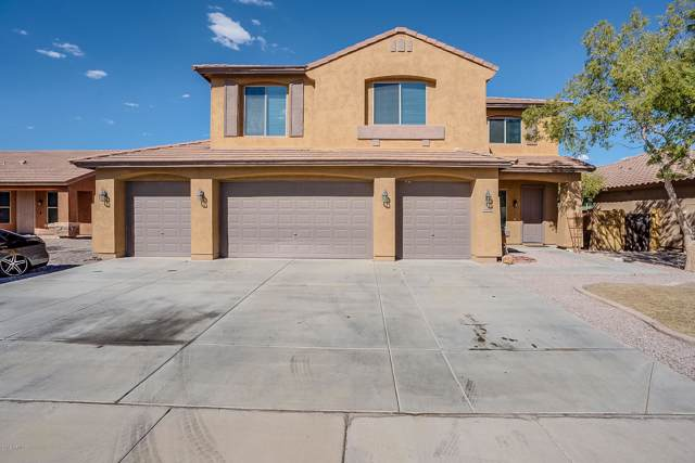 2238 W Angel Way, Queen Creek, AZ 85142 (MLS #5993850) :: The C4 Group