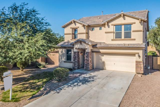 19276 N Falcon Lane, Maricopa, AZ 85138 (MLS #5993877) :: The Pete Dijkstra Team