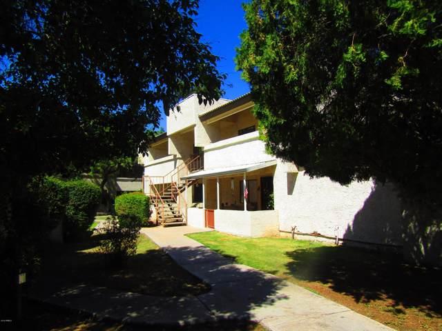 11026 N 28TH Drive #34, Phoenix, AZ 85029 (MLS #5993885) :: Devor Real Estate Associates
