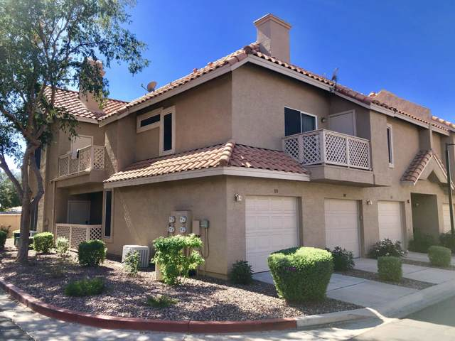 1633 E Lakeside Drive #115, Gilbert, AZ 85234 (MLS #5993906) :: Revelation Real Estate