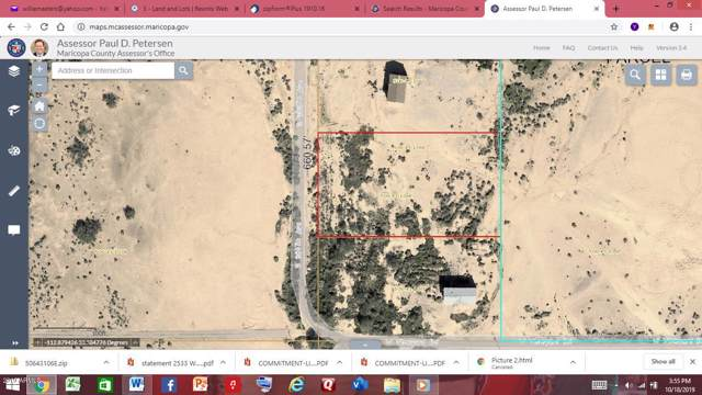 0 S 385th Avenue, Tonopah, AZ 85354 (MLS #5993911) :: The Property Partners at eXp Realty