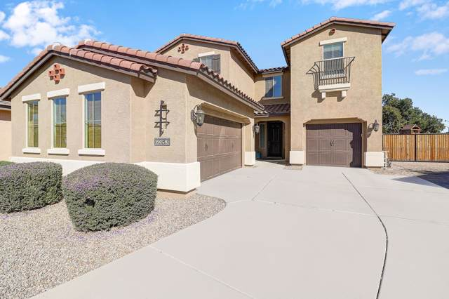 2363 S Banning Street, Gilbert, AZ 85295 (MLS #5993934) :: The Pete Dijkstra Team