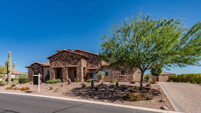 2255 N Hillridge, Mesa, AZ 85207 (MLS #5993948) :: Revelation Real Estate