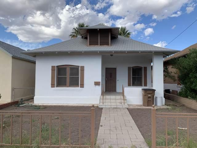924 E 8TH Street, Douglas, AZ 85607 (MLS #5993949) :: The Daniel Montez Real Estate Group