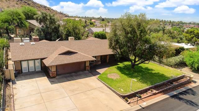 12810 N 17TH Avenue, Phoenix, AZ 85029 (MLS #5993950) :: Revelation Real Estate