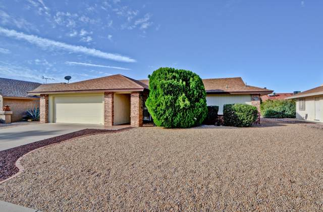 13743 W Franciscan Drive, Sun City West, AZ 85375 (MLS #5993980) :: Team Wilson Real Estate