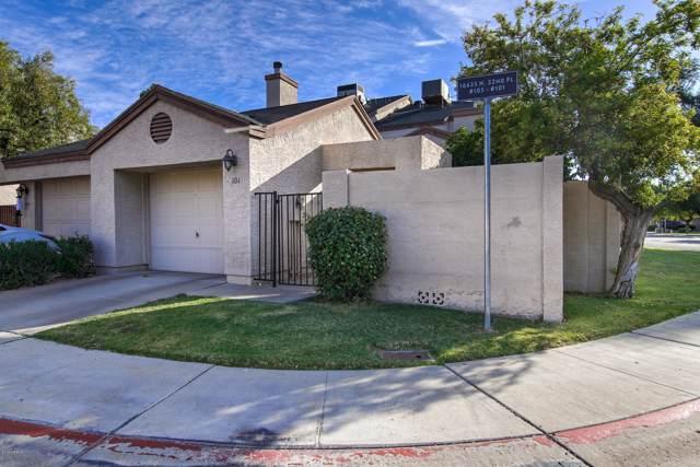 16635 N 32ND Place #101, Phoenix, AZ 85032 (MLS #5993995) :: Kepple Real Estate Group