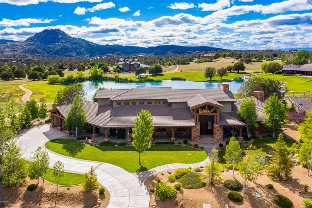 9120 N American Ranch Road, Prescott, AZ 86305 (MLS #5993998) :: The AZ Performance Realty Team
