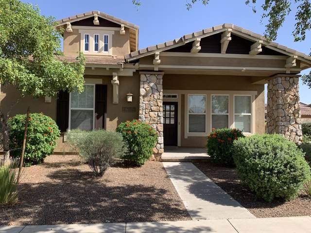 4389 N Village Street, Buckeye, AZ 85396 (MLS #5993999) :: Brett Tanner Home Selling Team