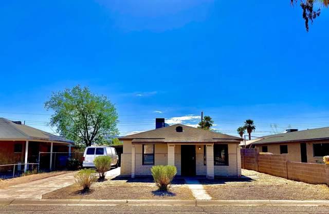 1817 E Wood Street, Phoenix, AZ 85040 (MLS #5994012) :: The Pete Dijkstra Team