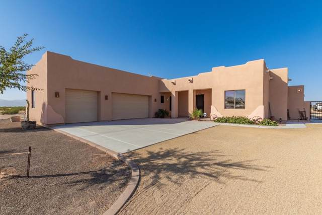30206 N 229TH Avenue, Wittmann, AZ 85361 (MLS #5994030) :: The Property Partners at eXp Realty