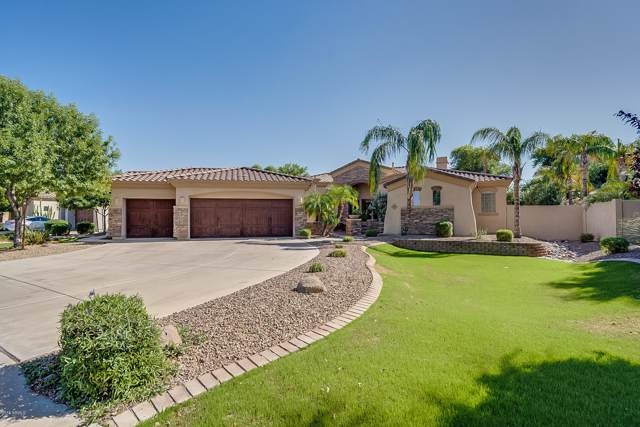 745 E County Down Drive, Chandler, AZ 85249 (MLS #5994047) :: Kepple Real Estate Group
