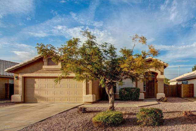 736 E Megan Street, Chandler, AZ 85225 (MLS #5994065) :: Kepple Real Estate Group