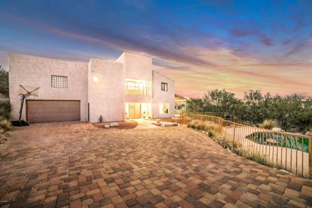 5781 E Paseo Cimarron, Tucson, AZ 85750 (MLS #5994070) :: Brett Tanner Home Selling Team