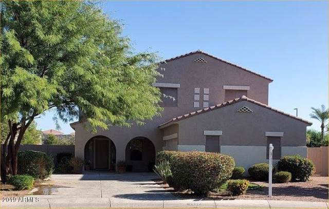 2547 S Sandstone Street, Gilbert, AZ 85295 (MLS #5994075) :: The Kenny Klaus Team