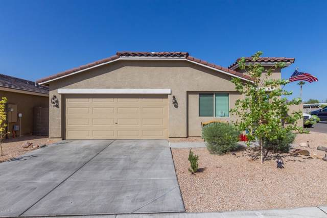 1824 W Road Agent Street, Apache Junction, AZ 85120 (MLS #5994081) :: My Home Group