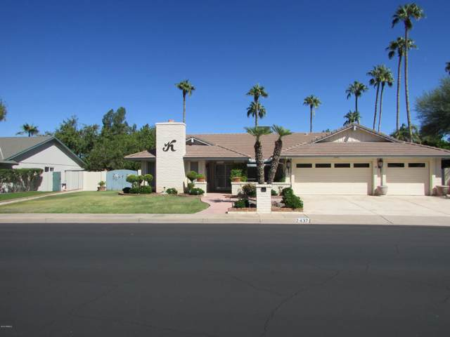 2437 S El Dorado, Mesa, AZ 85202 (MLS #5994112) :: Revelation Real Estate