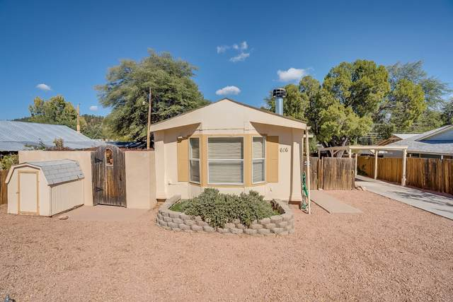 616 W Saddle Lane, Payson, AZ 85541 (MLS #5994163) :: Kepple Real Estate Group