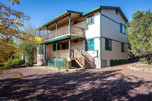 3435 High Country Drive, Heber, AZ 85928 (MLS #5994166) :: Team Wilson Real Estate