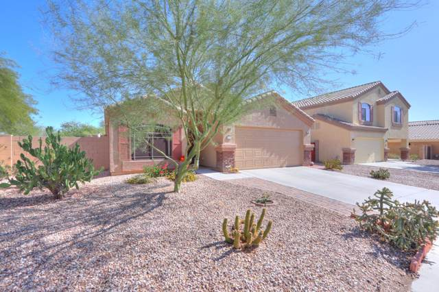 3990 N Spring Mountain Trail, Casa Grande, AZ 85122 (MLS #5994170) :: The Kenny Klaus Team