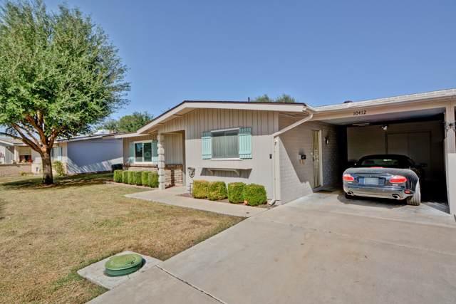 10412 W Corte Del Sol Oeste, Sun City, AZ 85351 (MLS #5994174) :: Occasio Realty