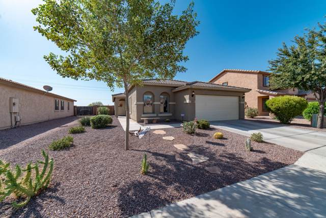 25611 W Satellite Lane, Buckeye, AZ 85326 (MLS #5994184) :: The Property Partners at eXp Realty