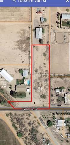 10634 E Vah Ki Inn Road, Coolidge, AZ 85128 (MLS #5994186) :: Revelation Real Estate
