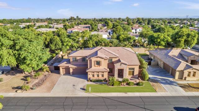 1930 E Sagittarius Place, Chandler, AZ 85249 (MLS #5994191) :: CANAM Realty Group