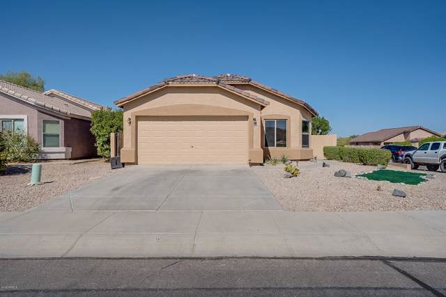 3750 W Five Mile Peak Drive, Queen Creek, AZ 85142 (MLS #5994215) :: The C4 Group