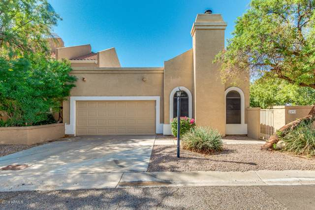 2092 N Sunset Drive, Chandler, AZ 85225 (MLS #5994221) :: CANAM Realty Group