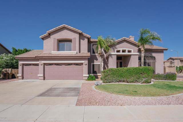 8528 W Salter Drive, Peoria, AZ 85382 (MLS #5994226) :: Santizo Realty Group